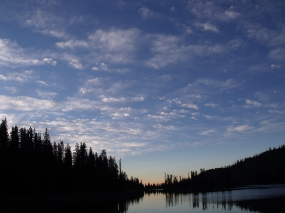 """Fish Lake at Dawn"""