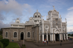Basilica of Madre de los Angeles, Cartago