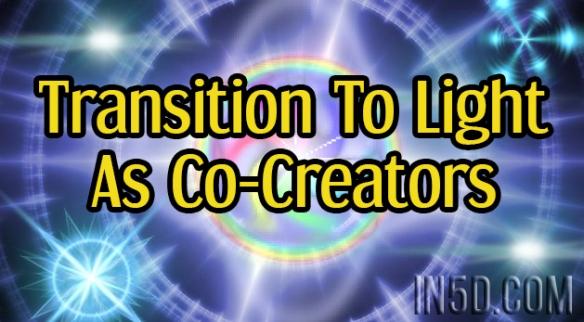 Transittion to Light