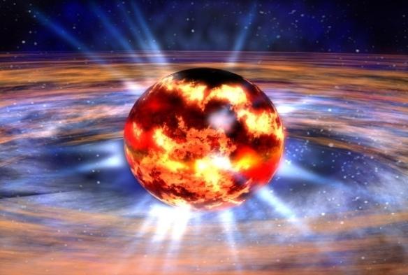 Star-quake