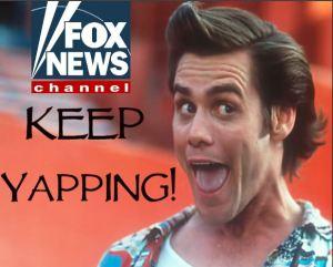 Fox news yapping