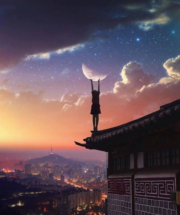 New Moon china