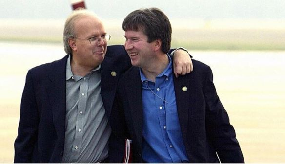 Rove and Kavanaugh