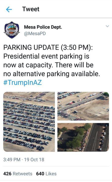AZ parking