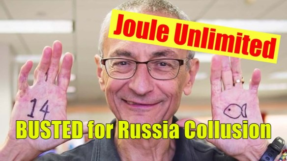 Podesta and Joule