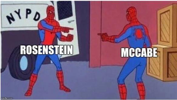 rosenstein mccabe