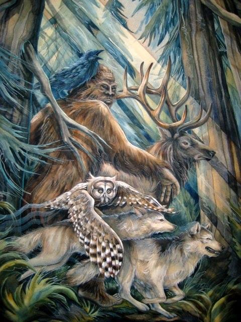 art painting Jody Bergma