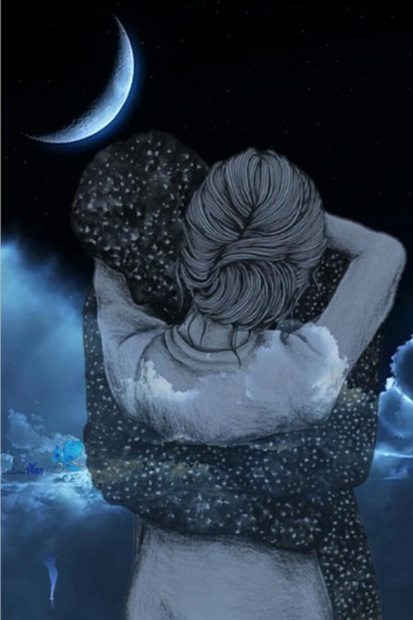 New Moon embrace