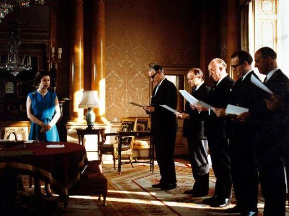 queen and privy council